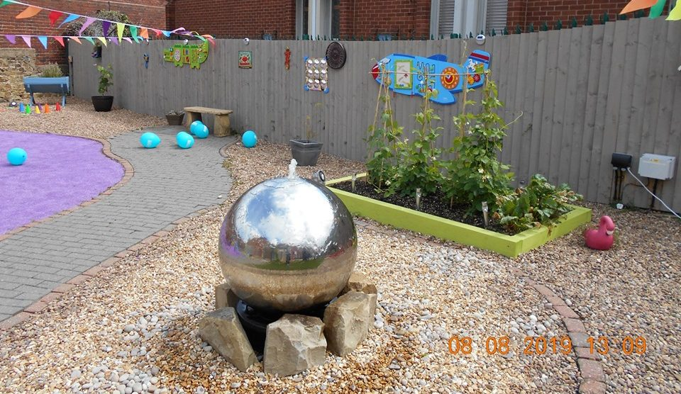 New Release – Support workers turn their hand to gardening to create a sensory success