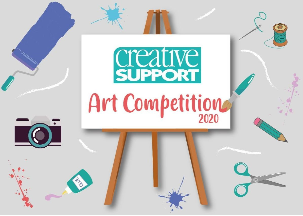 It's time to get creative – our Art Competition is back!