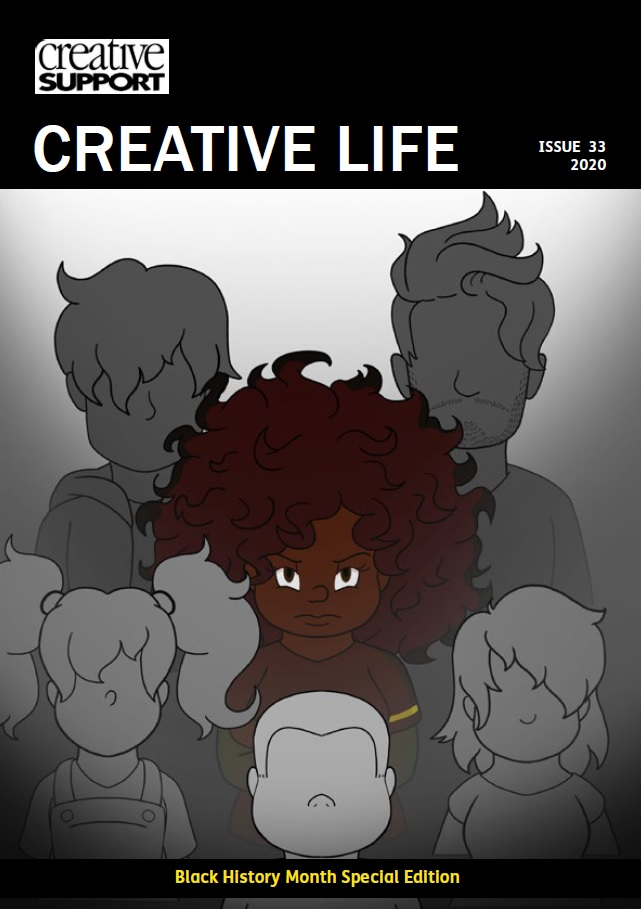 The Black History Month special edition of Creative Life is available now!