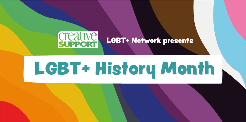 LGBT+ History Month – Our Stories