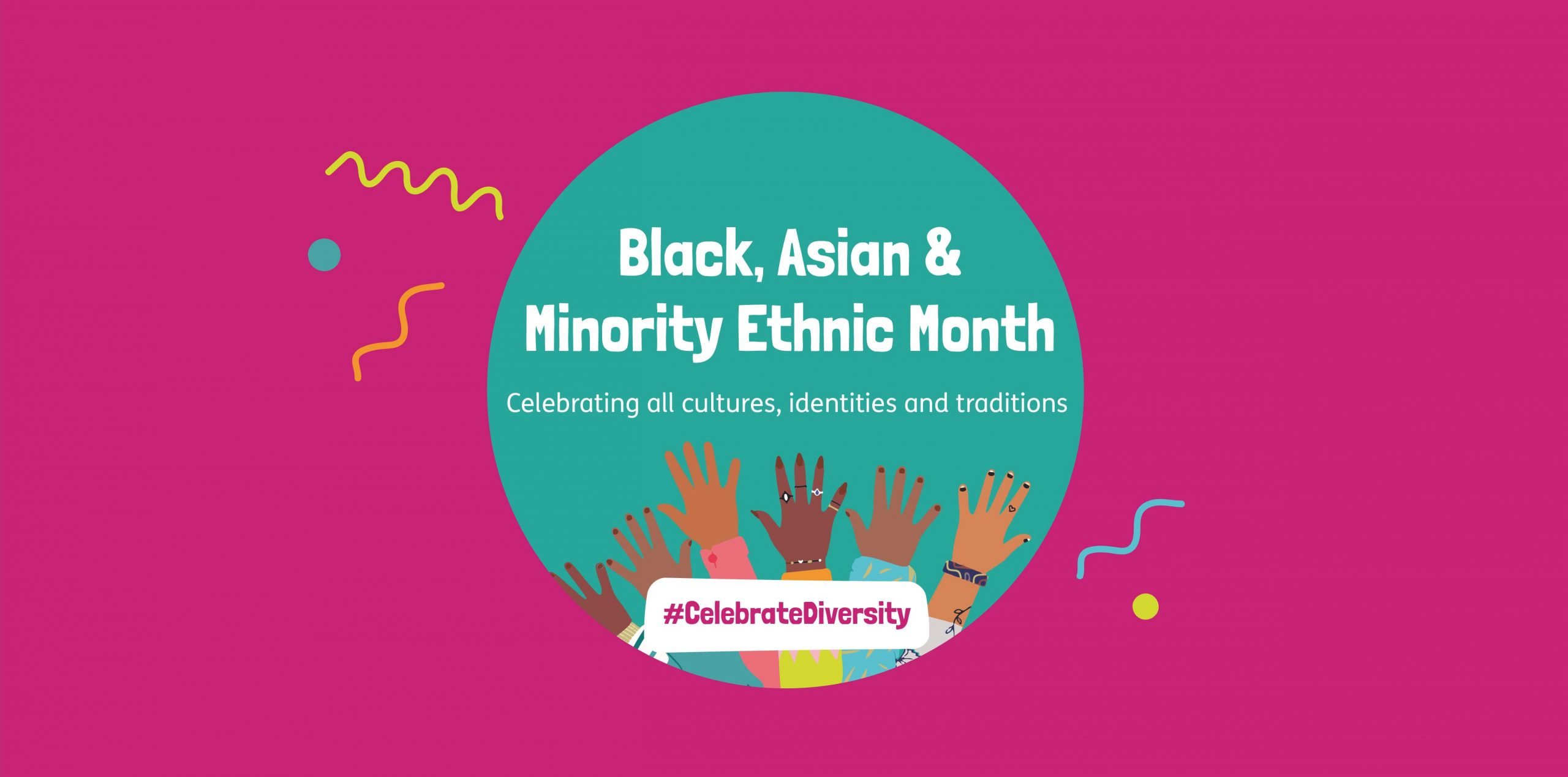 Black, Asian, and Minority Ethnic Month
