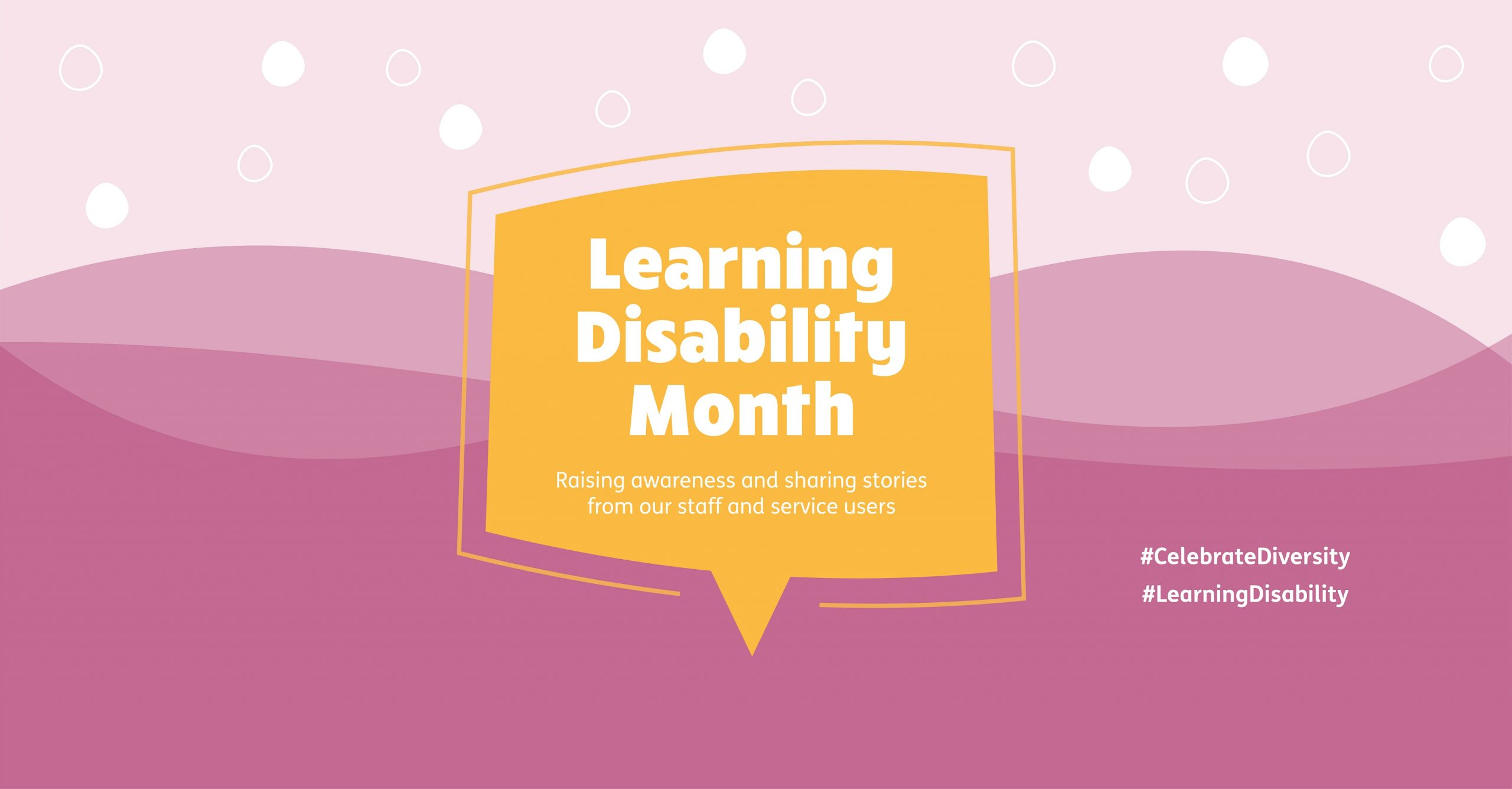 Introduction to Learning Disability Month