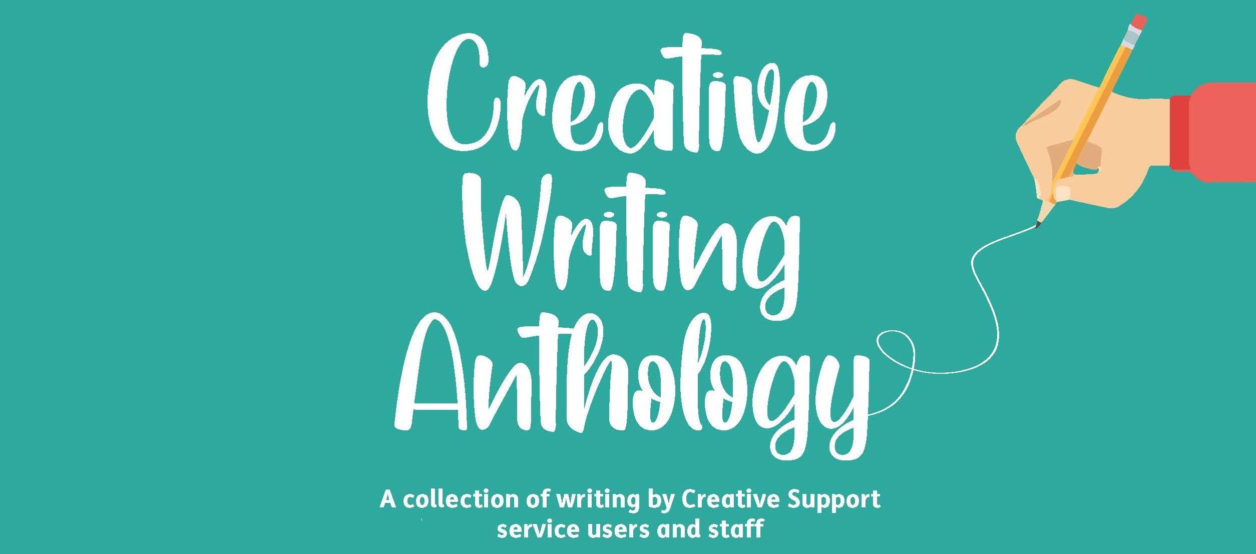 Creative Writing Anthology!