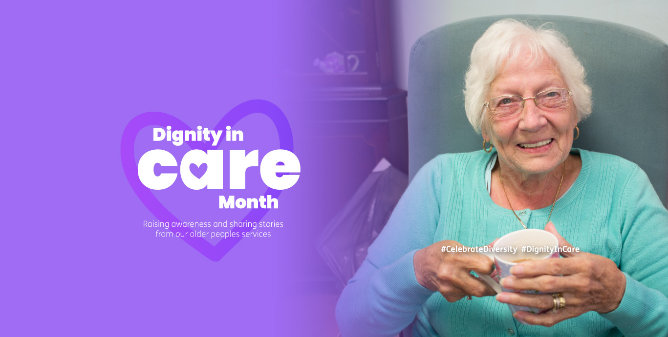 Help us to raise awareness of Dignity in Care