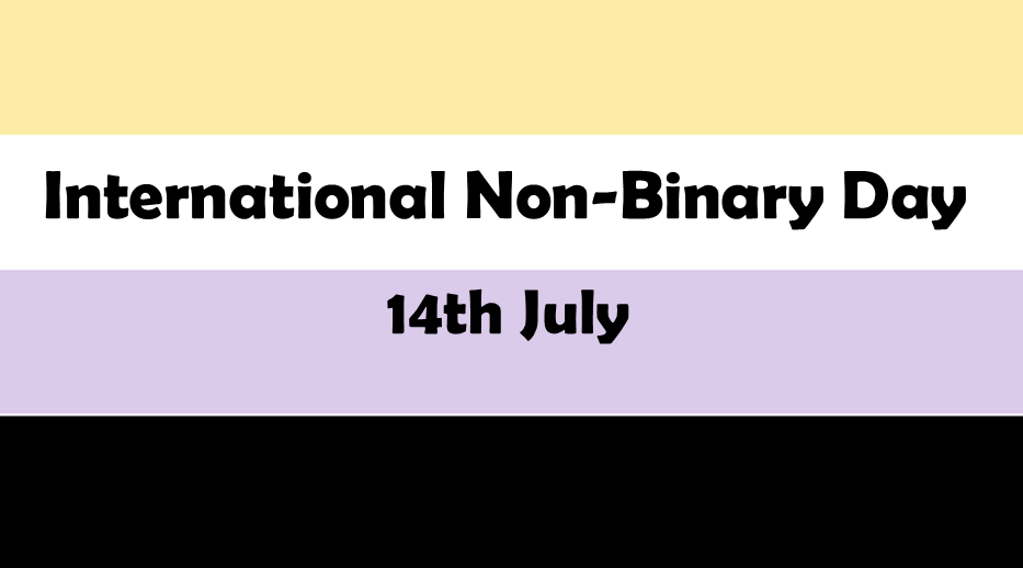 Representation in the Media; Non-Binary People's Day