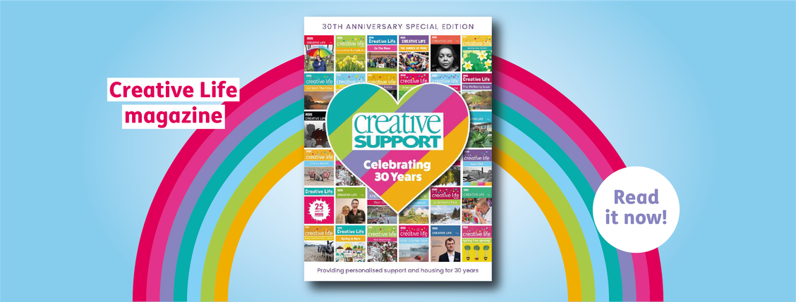 Creative Life Magazine – OUT NOW!
