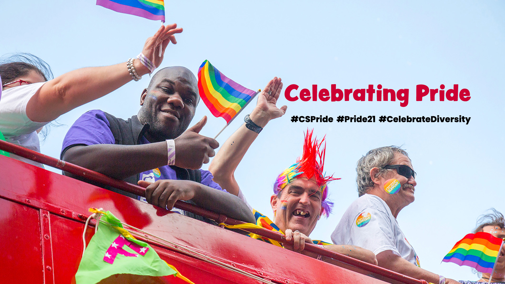 Celebrating the power of Pride this August