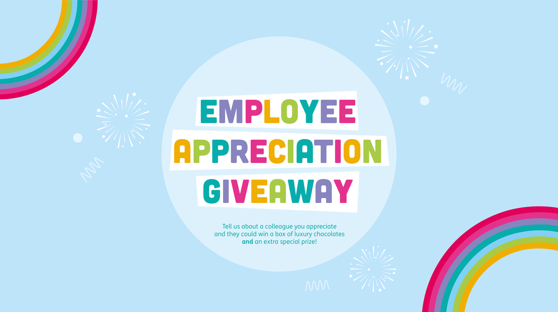 Employee Appreciation Giveaway Winners