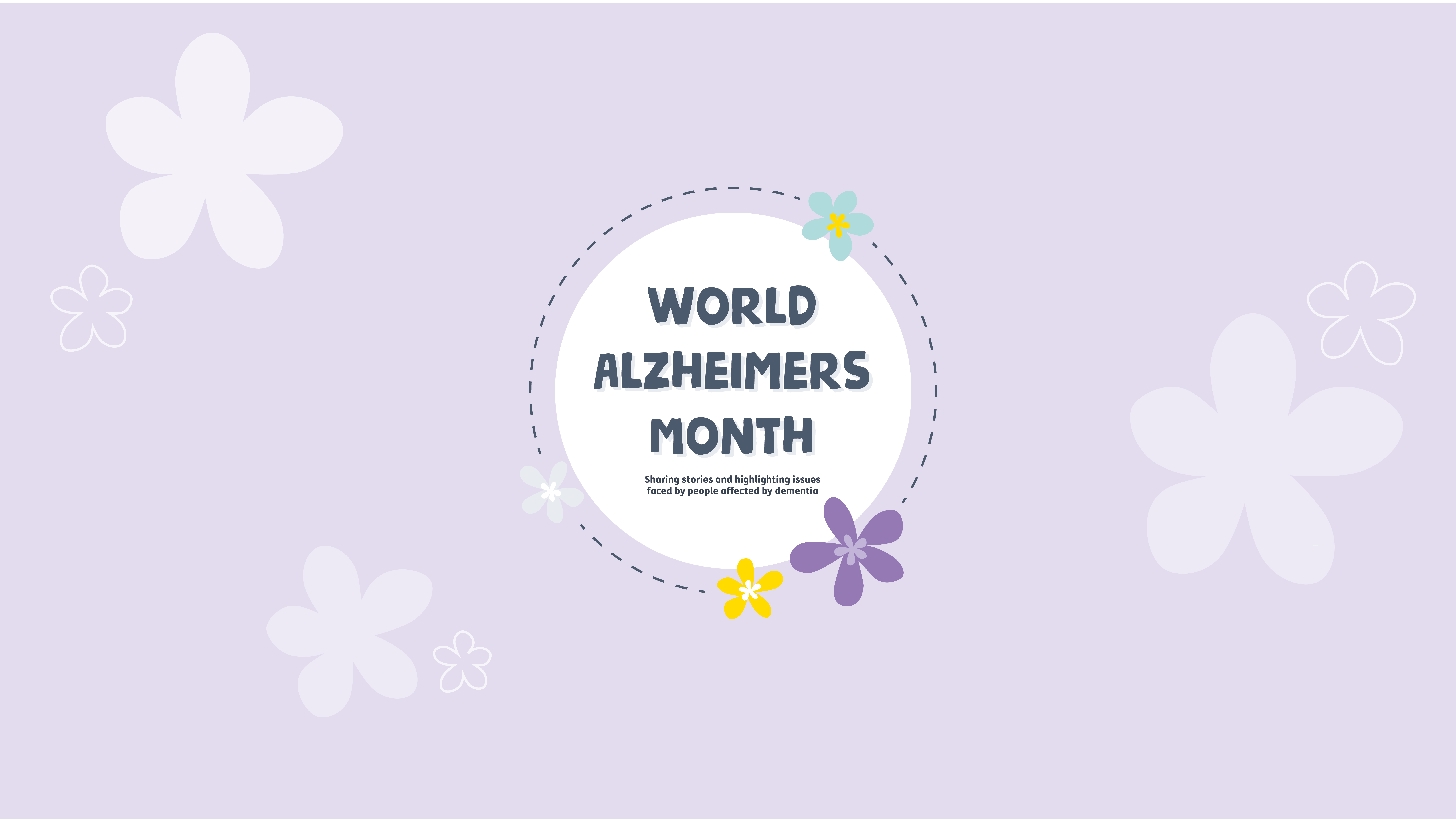 Share your stories for Alzheimer's Awareness Month